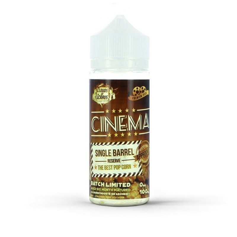 cinema ( 100 ml, o nicotine )